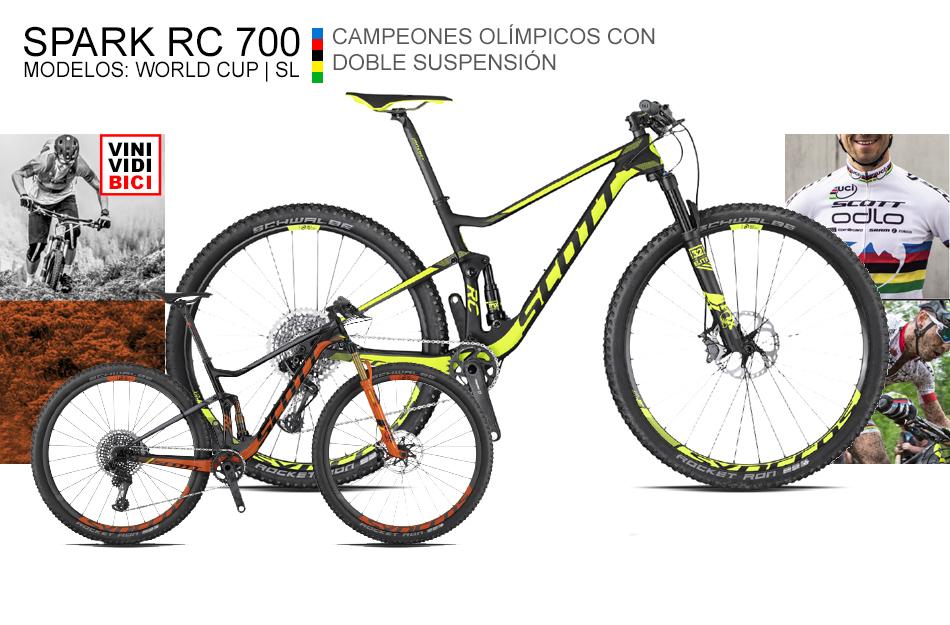 Spark RC 700 Scott