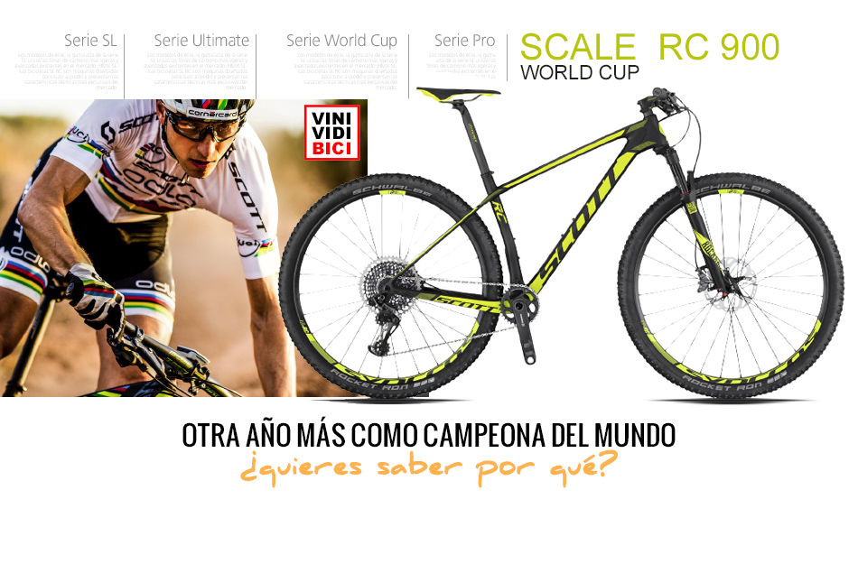 Scott Scale RC 900 de Scott